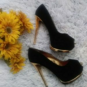 Circus by Sam Edelman heels black 8 1/2 medium